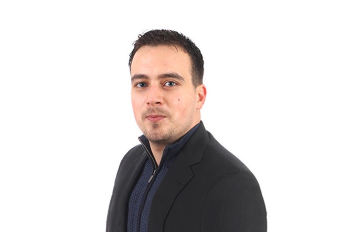 Sandro Jankovic Promoted to Senior Solution Lead