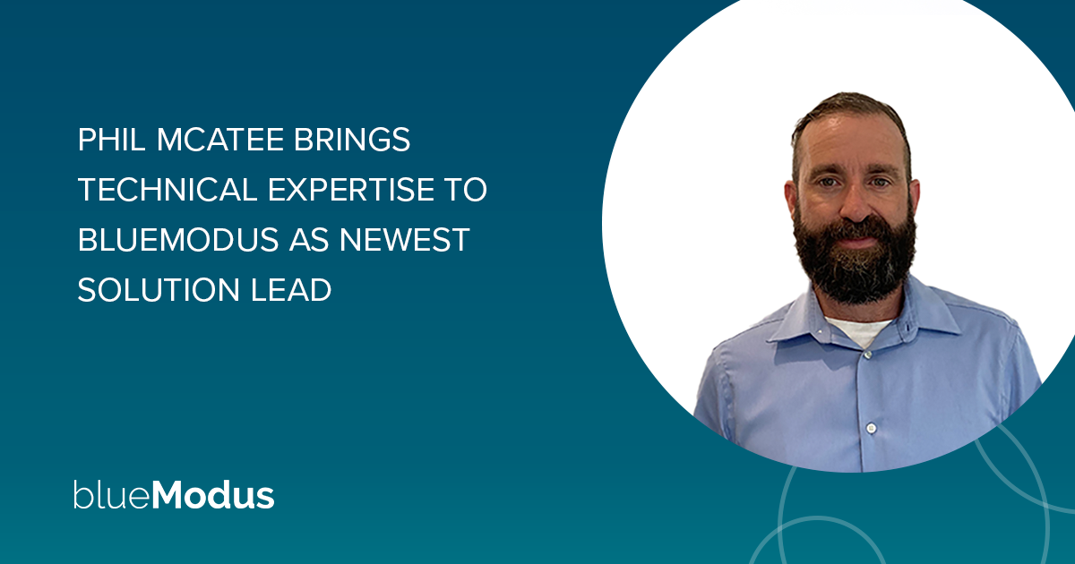 Phil McAtee Brings Technical Expertise to BlueModus