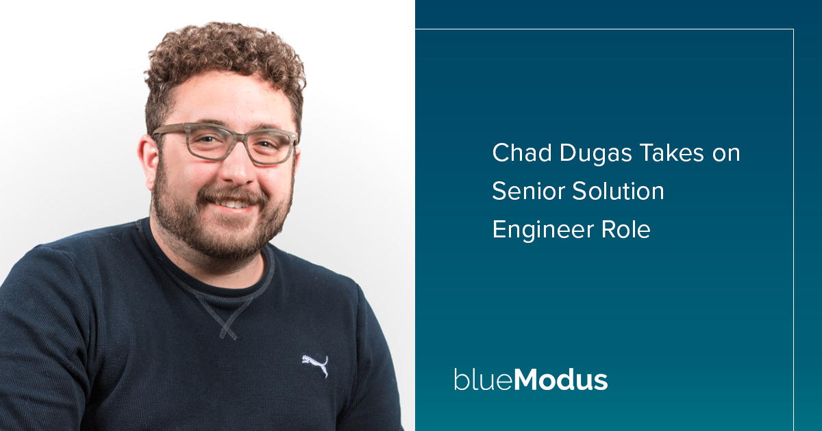 Chad Dugas Expands to Engineering Role
