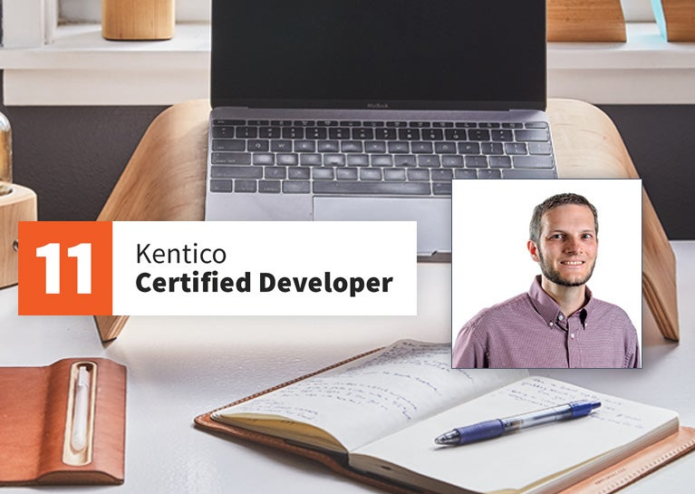 Nick Bushnell Successfully Recertifies Kentico Credentials