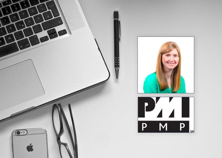 Katie Tabler Earns PMP Certification