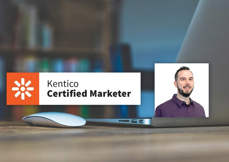 David Stevens Adds Fourth Kentico Certification