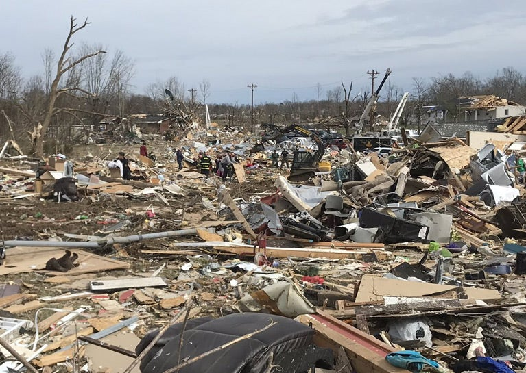 BlueModus Donates to Disaster Relief in Wake of Tennessee Tornadoes