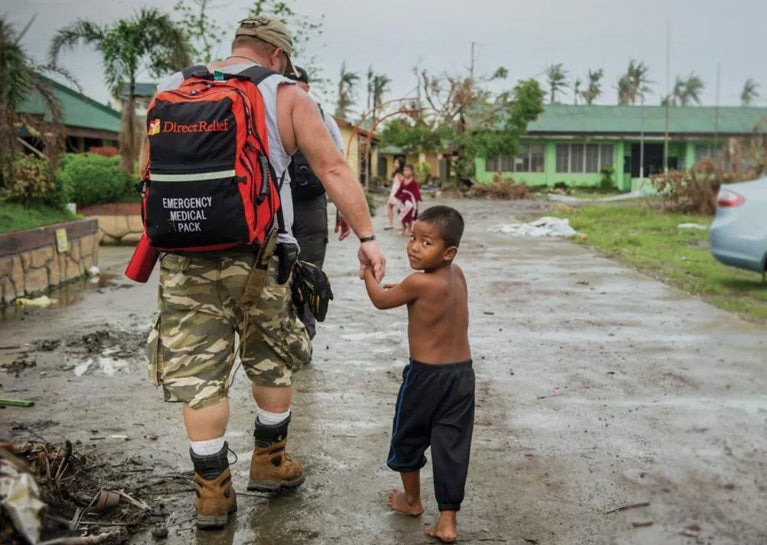 BlueModus Provides Give-Back Donation to Direct Relief