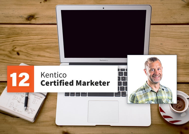 Andrew Coats Demonstrates Marketing Expertise of Kentico