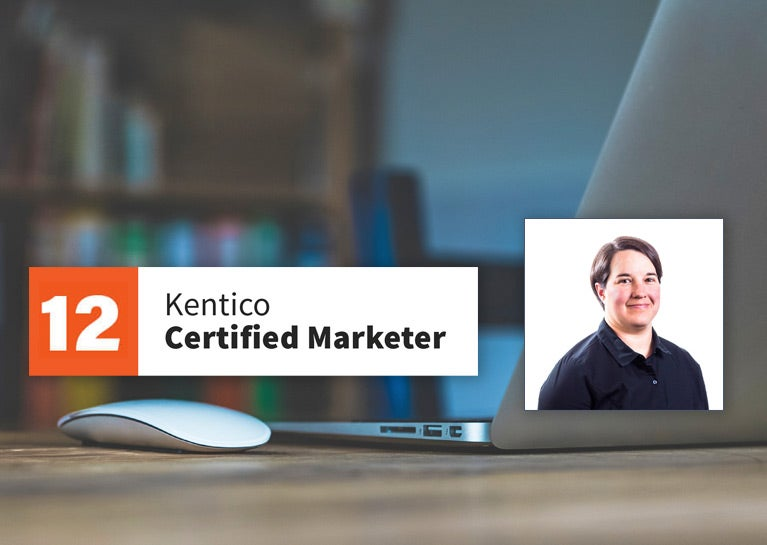 Jen Wolke Adds Kentico Marketer to Her Credentials