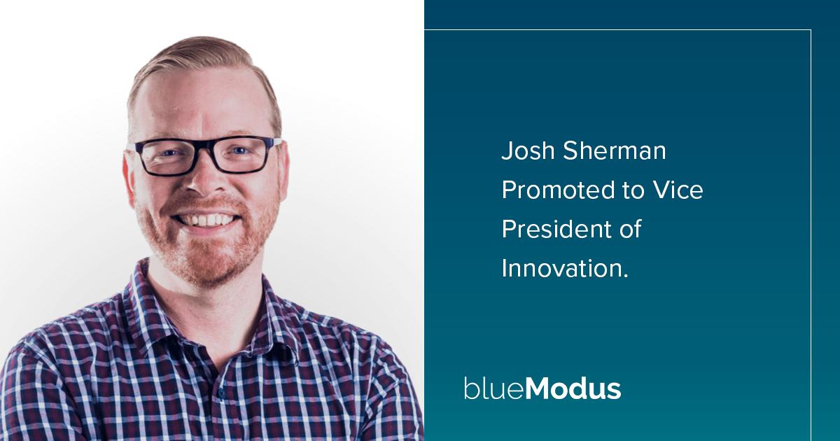 Josh Sherman Promoted to Vice President of Innovation