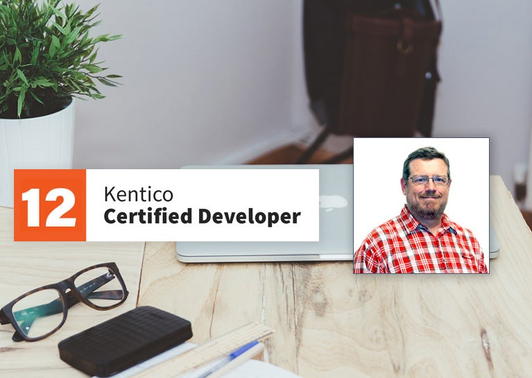 Jason Lindsay Gains Kentico Developer Certification