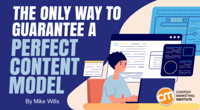 The Only Way to Guarantee a Perfect Content Model