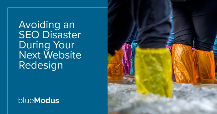 Avoiding an SEO Disaster During Your Next Website Redesign