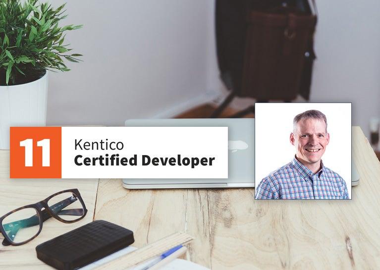 BlueModus Team Adds Kentico 11 Certified Developer