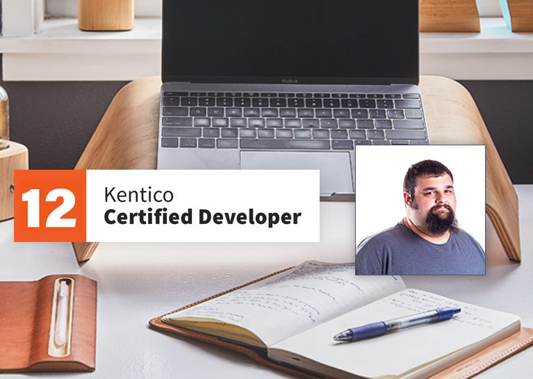 Josh Heaton Achieves Kentico 12 Recertification