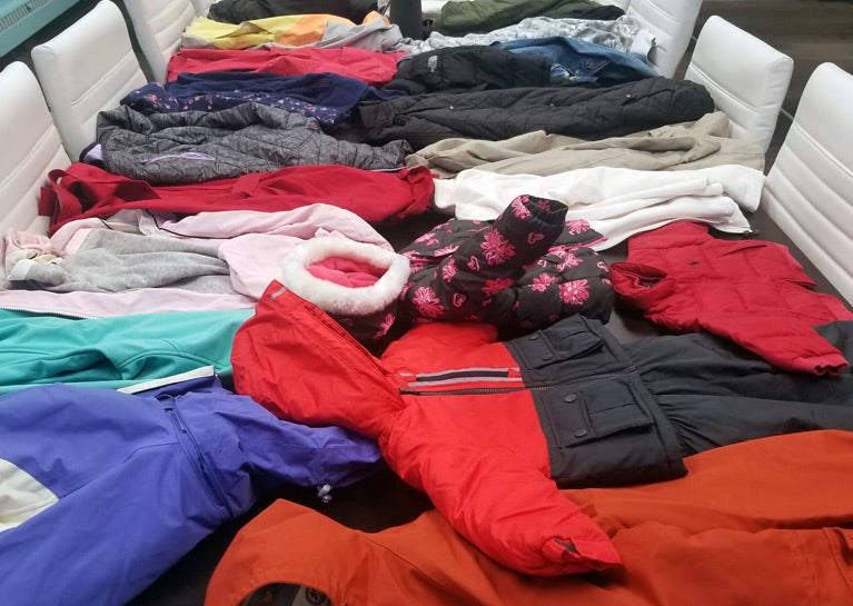 BlueModus Team Comes Together for Coats for Colorado
