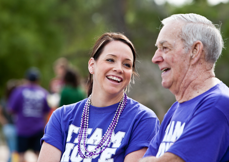 BlueModus Donates to Alzheimer's Association