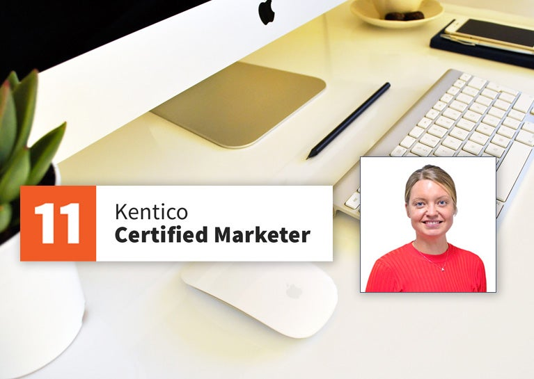 Stacy Crichton Demonstrates Kentico Marketing Expertise