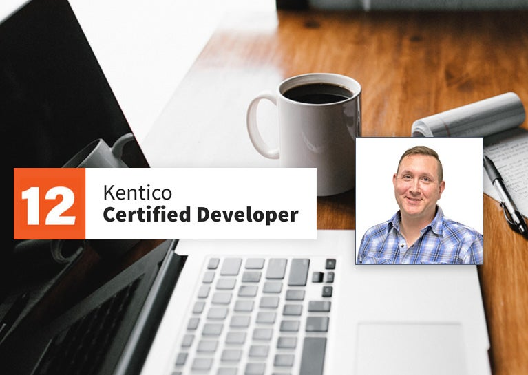 Robert Tyska Achieves Kentico 12 Certification
