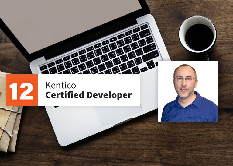 Alan Abair Achieves Kentico Xperience 12 Recertification