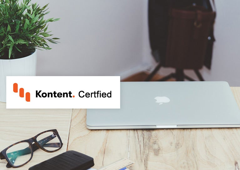 Seven BlueModus Colleagues Add Kentico Kontent Business Certification