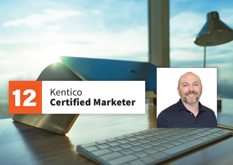 Grant Knowlton Passes Kentico Marketing Certification Exam