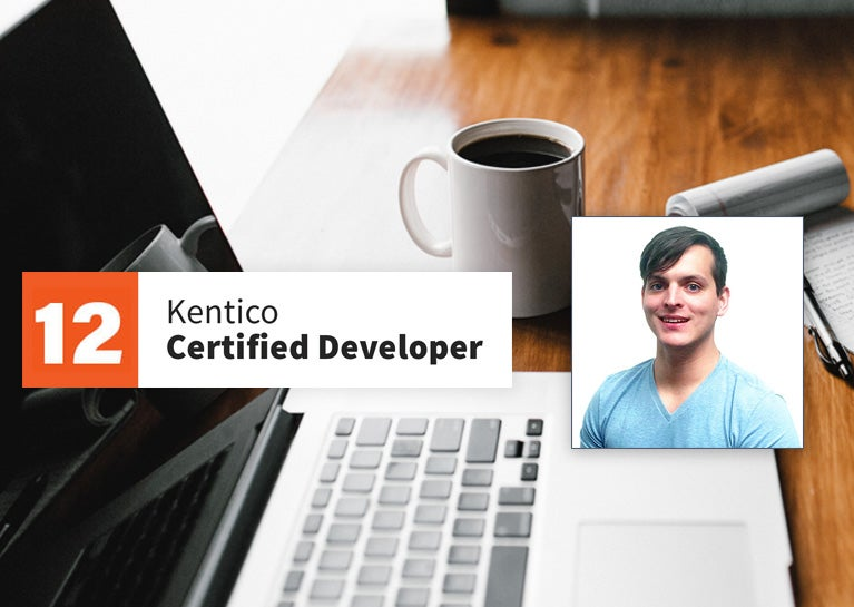 Sean Fleming Attains Kentico Developer Certification
