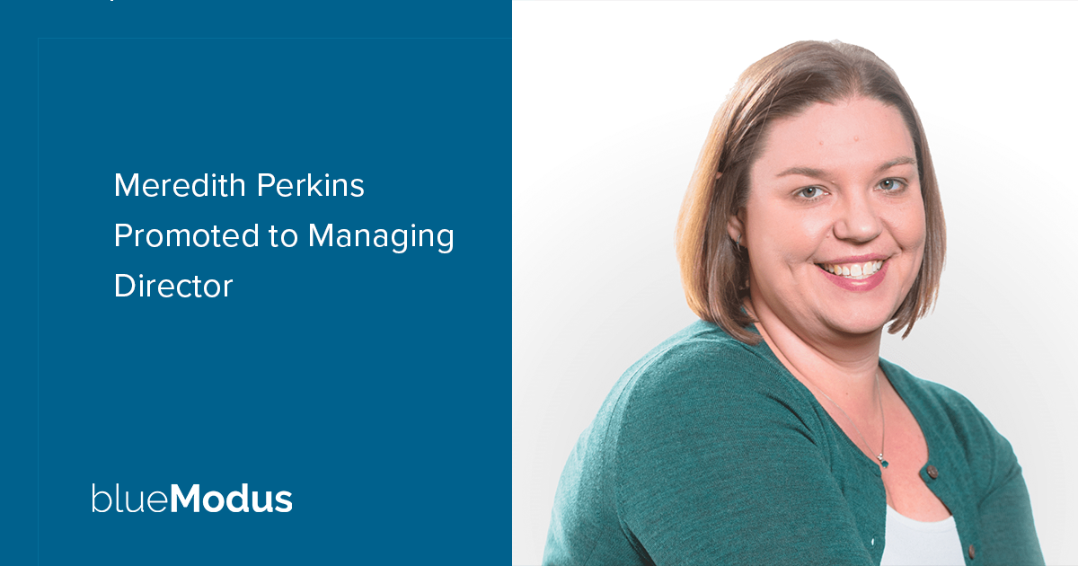 Meredith Perkins Promoted to Leadership Role