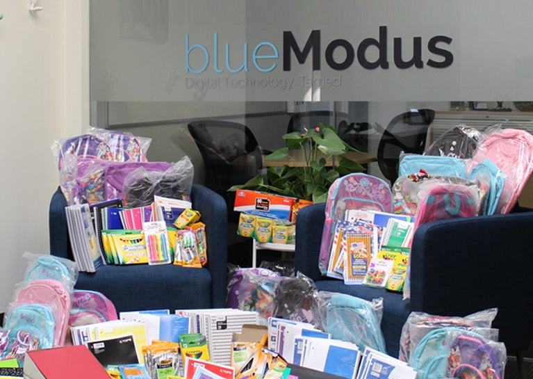 School Supply Drive Provides Boost for Kids in Need