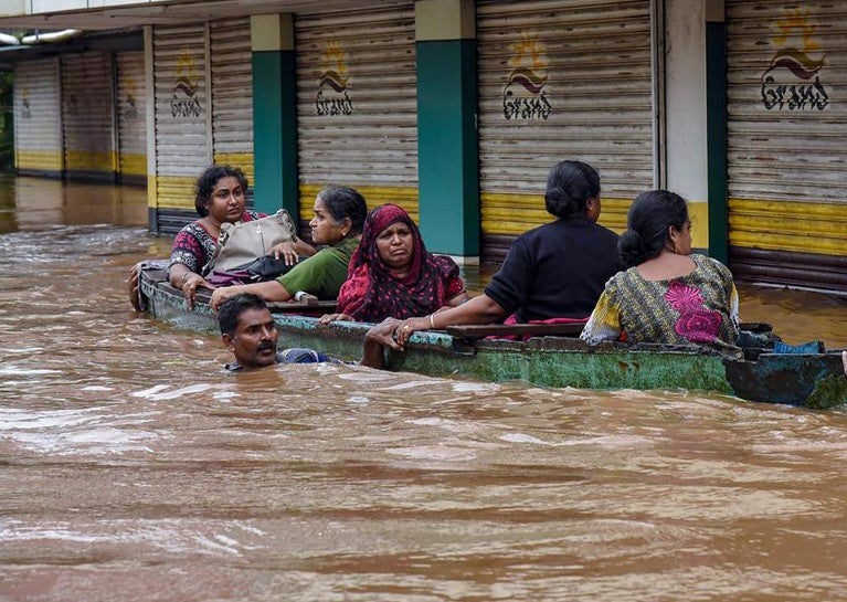 BlueModus Supports Disaster Relief for Kerala, India