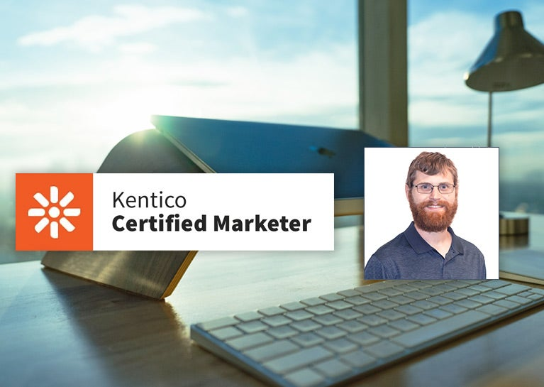 Justin Fouts Demonstrates Kentico Xperience Marketing Expertise