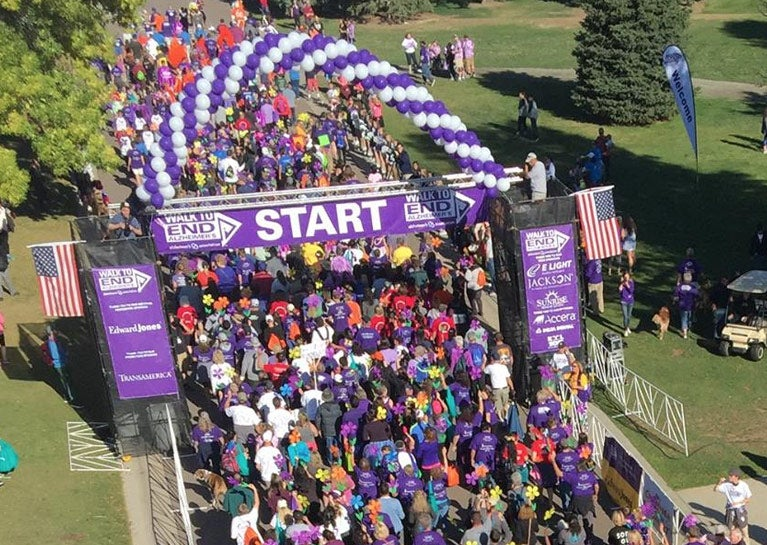 BlueModus Joins Walk to End Alzheimer's