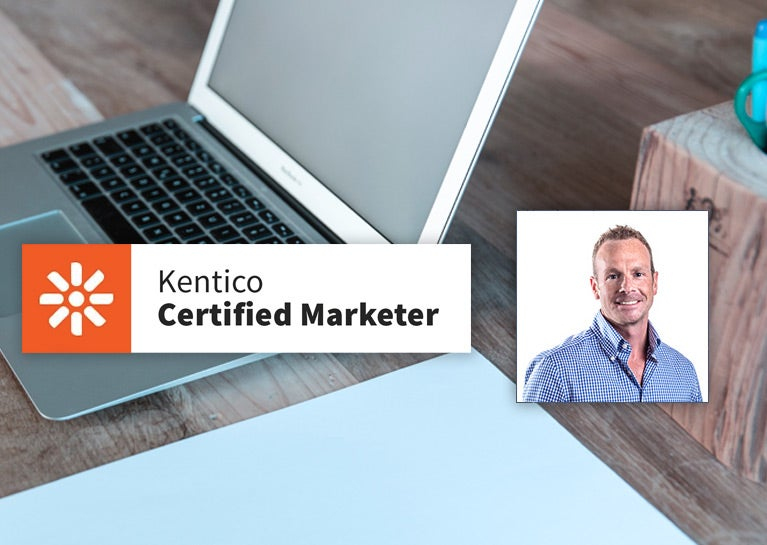 John Fager Earns Third Kentico Certification