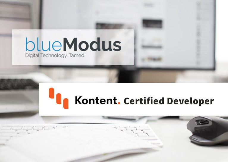 Seven Colleagues Earn Kentico Kontent Developer Certification