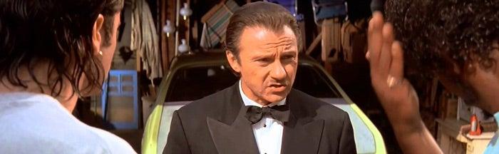 """I'm Winston Wolfe. I solve problems."""