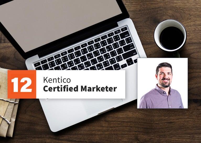 Brant Cline Demonstrates Kentico Marketing Expertise