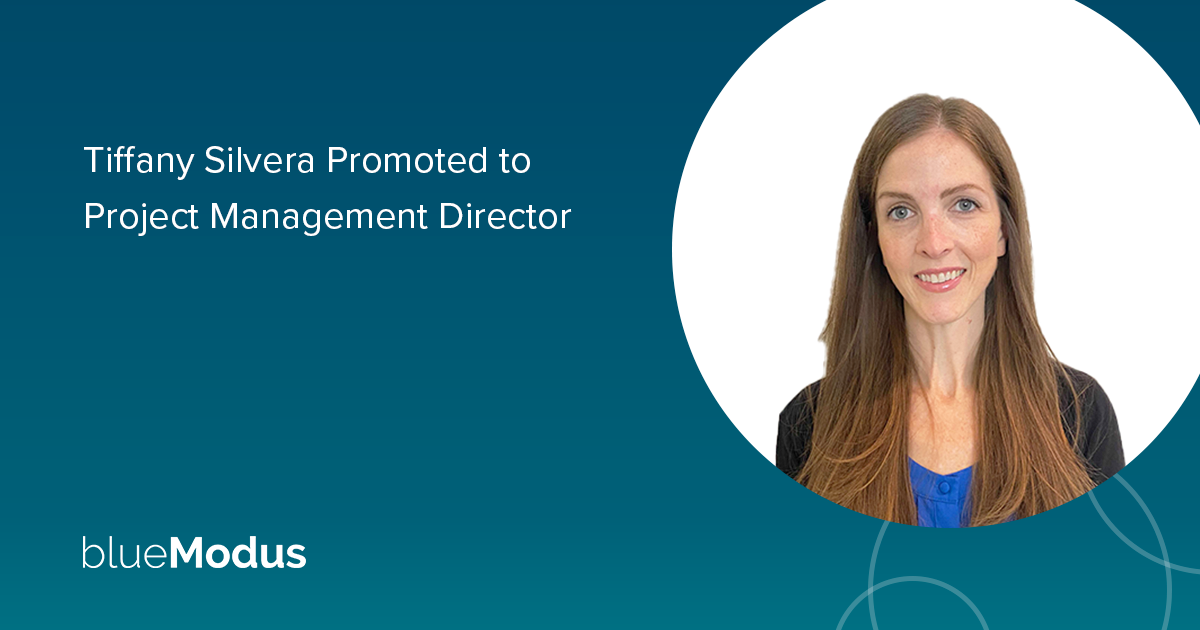 Tiffany Silvera Promoted to Project Management Director