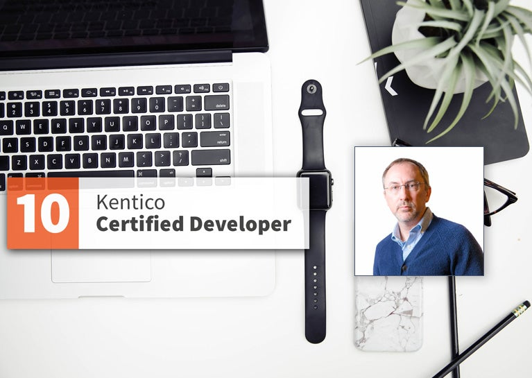 Alan Abair Becomes Kentico Certified Developer