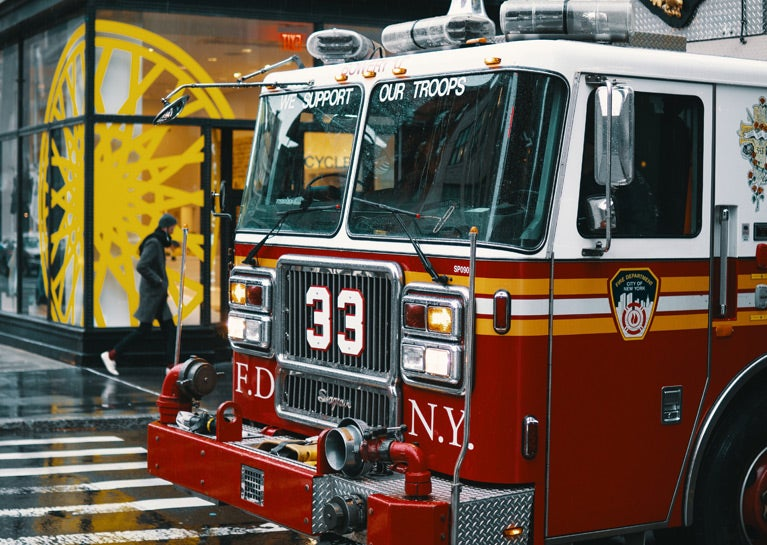 BlueModus Gives Back to Support the FDNY Foundation
