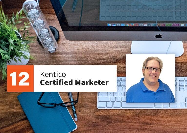 Josh Wesner Displays Kentico Marketing Expertise