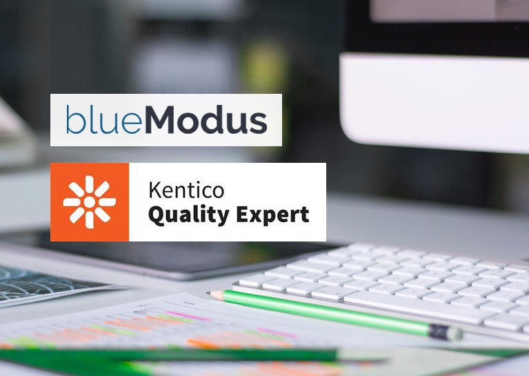 BlueModus Earns Renewal of Kentico Partner Quality Audit Credentials