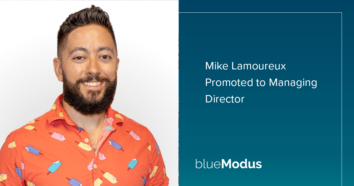 Mike Lamoureux Promoted to Managing Director