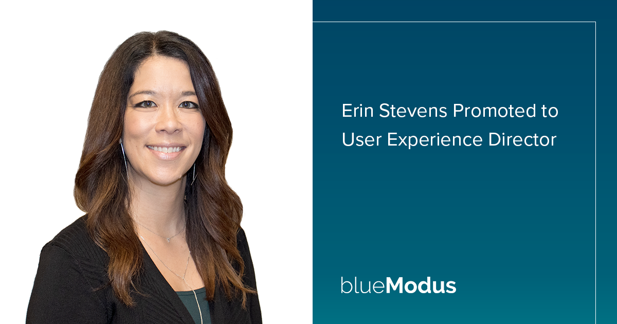 Erin Stevens Promoted to User Experience Director