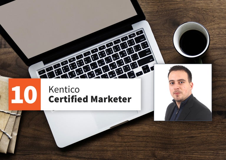 Sandro Jankovic Adds Second Kentico Certification