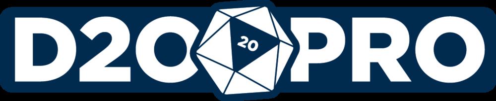 D20 Pro logo