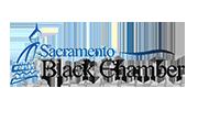 sacramento black chamber of commerce logo