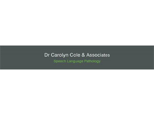 Dr Carolyn Cole Speech Pathologist