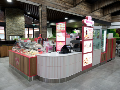 Wendys Milk Bar