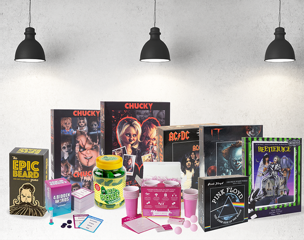 What's better than $10 games? $7 games! Get your hands on a range of fun and unique games, perfect for any household. From card games, drinking games, puzzles, and more, weekends are made easy! Take advantage of Smokemart & GiftBox's June Clearance Sale and snatch up yours today!