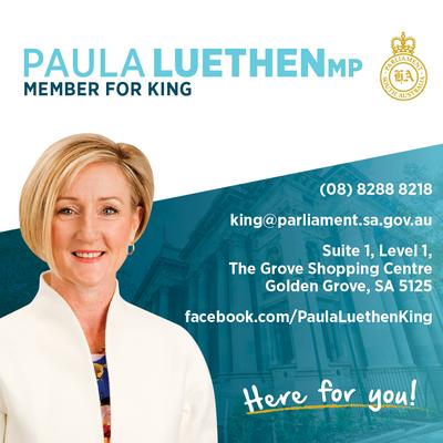 Member for King - Paula Luethen
