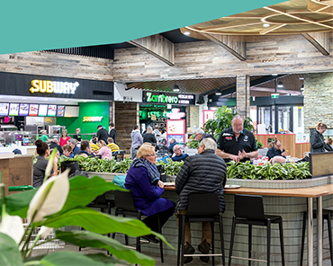 Our Food Court has re-opened!