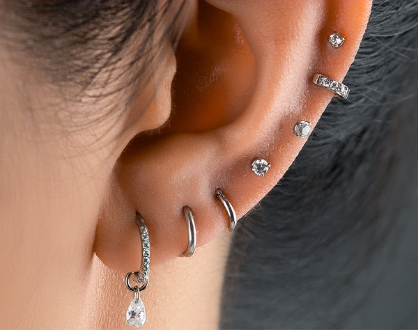 Essential Beauty are celebrating piercing for 30 years! Visit the experts in children's ear piercing! Includes Swarovski Crystal jewellery in a variety of colours and your child will take home their very own Ted the Comfort Bear and Bravery Certificate. Call to book.