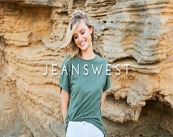 Update your wardrobe with Jeanswests 100% cotton essential tees. Why not take 2 for $40